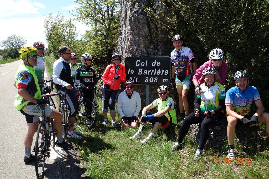 col de Barriere